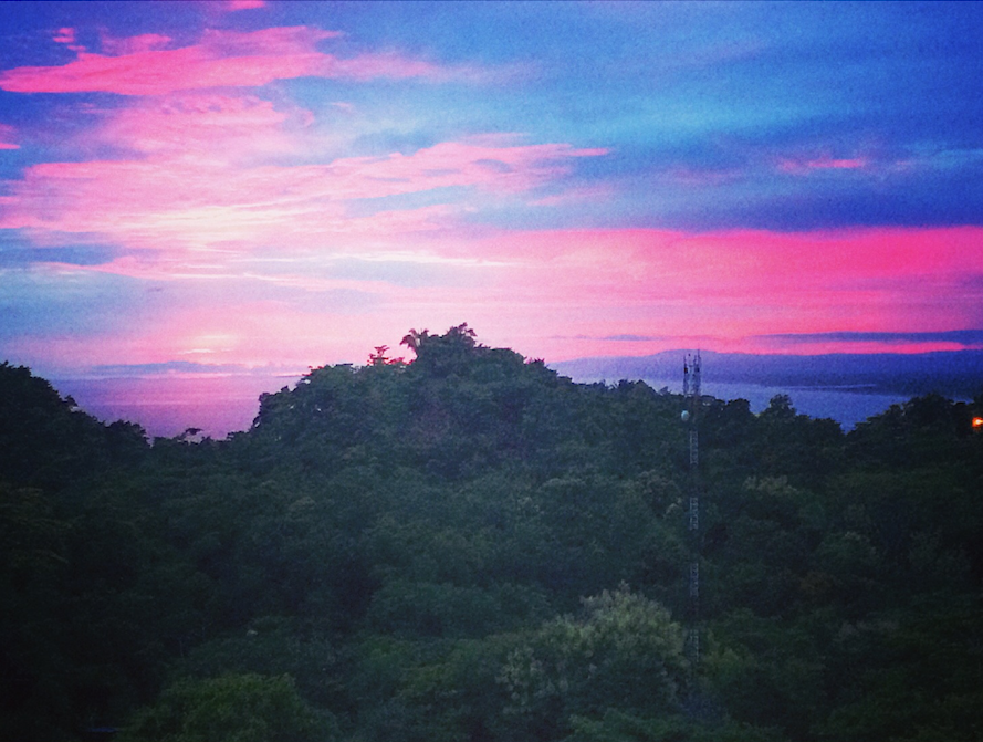 Sunset Manuel Antonio