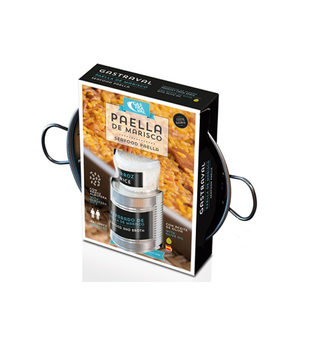 Kit de Paella