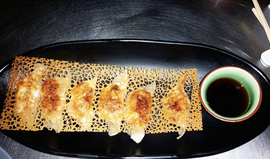 Gyozas by Chuka Ramen Bar