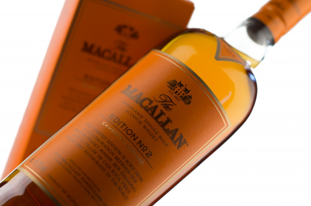 The Macallan Edicion Nº2